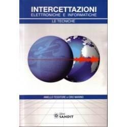 INTERCETTAZIONI elettroniche e informatiche