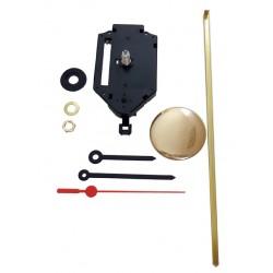 Meccanismo per orologio a pendolo con perno 10 mm