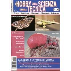 Numero 21 - l'hobby della scienza e della tecnica